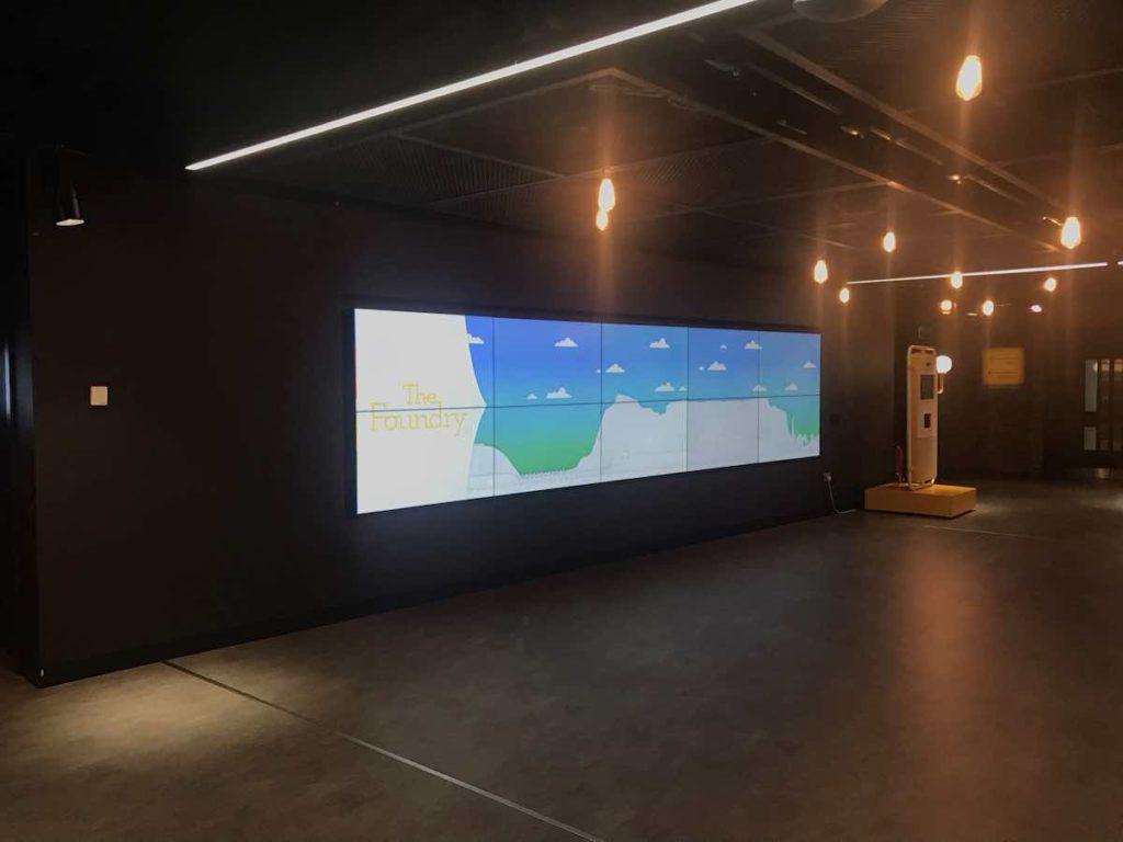 Google HQ Dublin