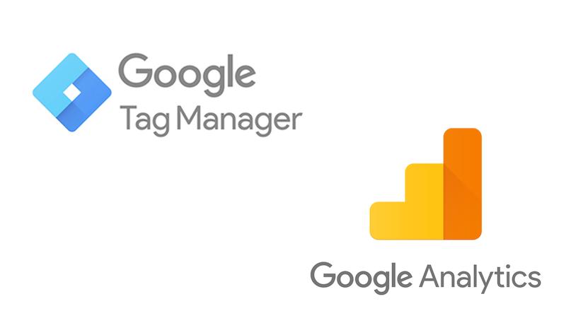 Installera Google Analytics med Googel Tag Manager